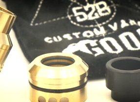 East Mall 306 Low-Resistance Atomizer